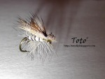 Eva Elk Caddis by Toto®